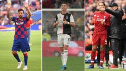 Wer wird Weltfußballer des Jahres?