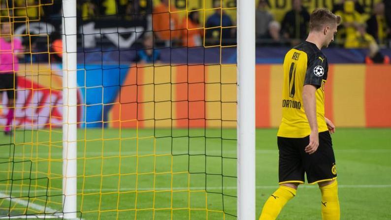 Der BVB hat einen Sieg gegen den FC Barcelona verpasst