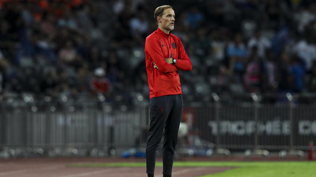Seit 2018 Trainer von Paris Saint-Germain: Thomas Tuchel