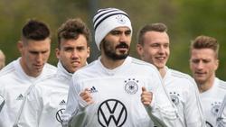 Ilkay Gündogan will eine Führungsrolle im DFB-Team