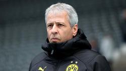 BVB-Trainer Lucien Favre sieht großes Potential in seiner Mannschaft