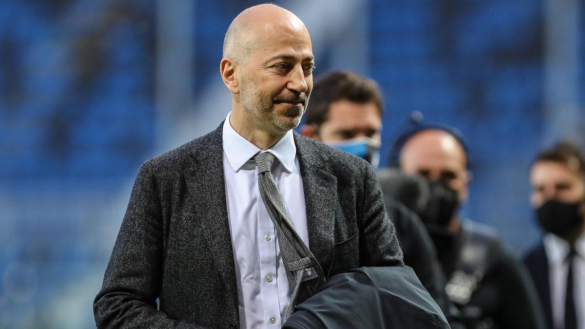 Milans Geschäftsführer Ivan Gazidis ist an Kehlkopfkrebs erkrankt
