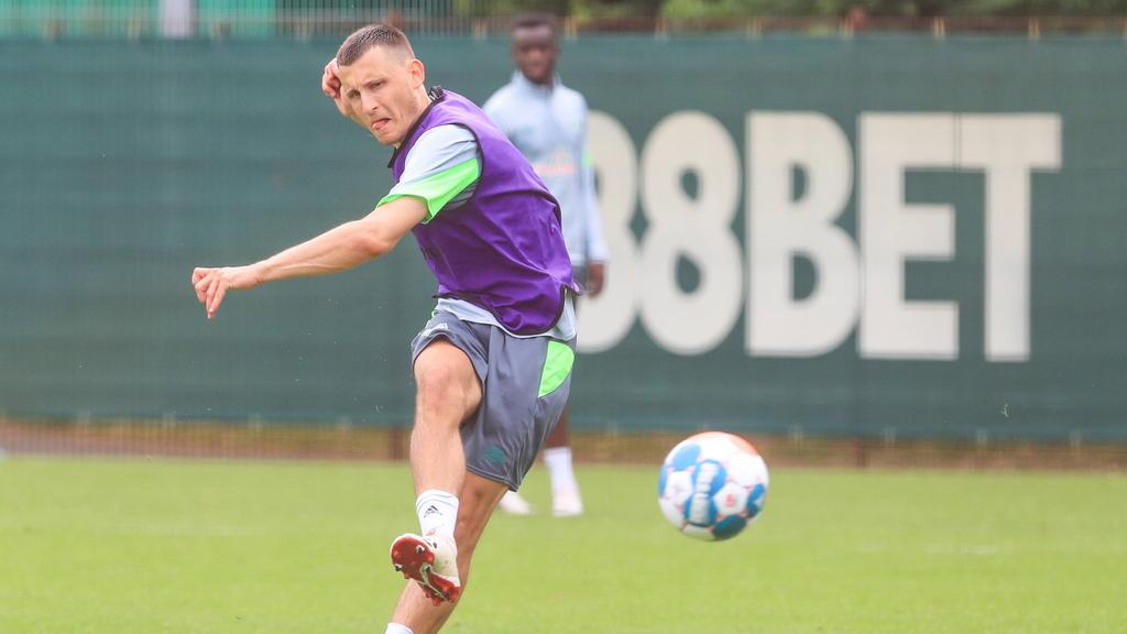Maximilian Eggestein steht bei Werder Bremen noch bis 2023 unter Vertrag