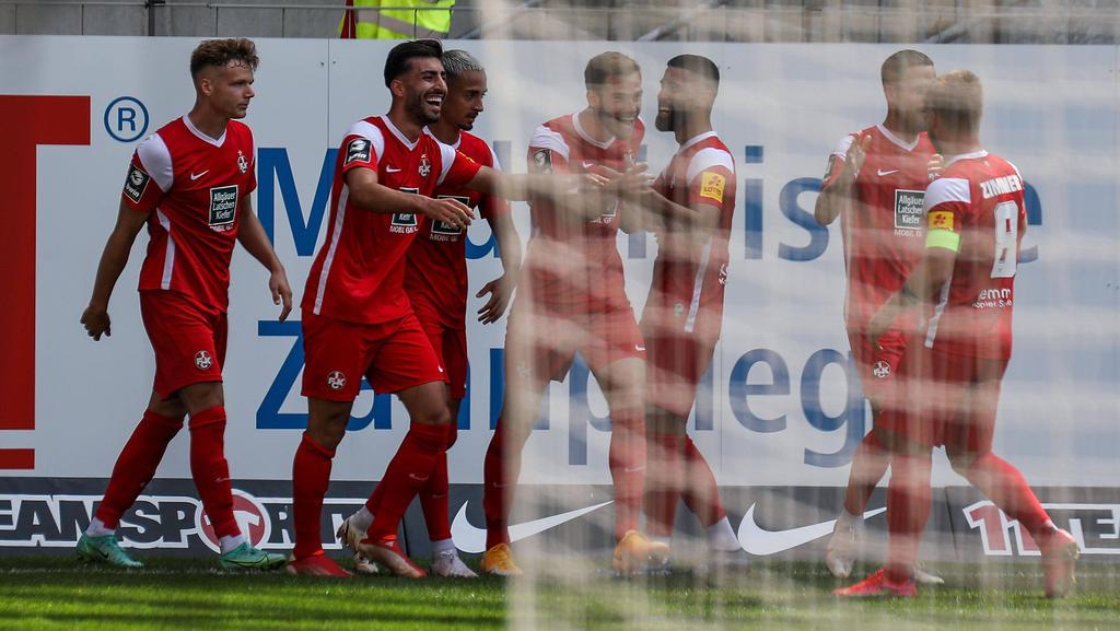 1. FC Kaiserslautern fertigt 1860 München ab