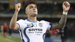 Lautaro Martínez bleibt bei Inter Mailand