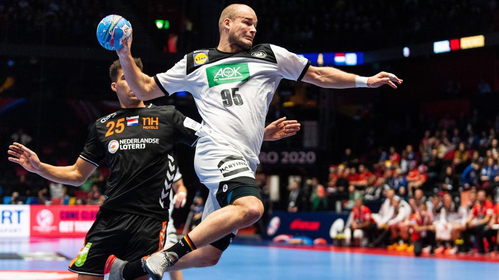 Handball Em Deutschland Vs Lettland Im Live Ticker Alle