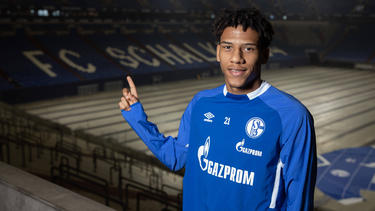 Jean-Clair Todibo spielt zumindest bis Saisonende beim FC Schalke 04