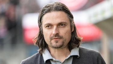 Hat seinen Rückzug angekündigt: Fortuna Düsseldorfs Sportvorstand Lutz Pfannenstiel
