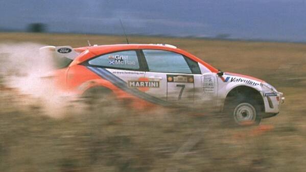 Die Safari-Rallye wird auf das Jahr 2021 verschoben