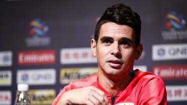 Oscar ist einer der Topverdiener im chinesischen Fußball