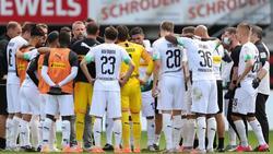Borussia Mönchengladbach will den Einzug in die Champions League perfekt machen