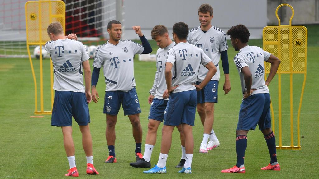 Wer läuft für den FC Bayern von Beginn an in der Champions League auf?