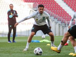 ÖFB-Teamneuling Adrian Grbić hofft auf eine Chance