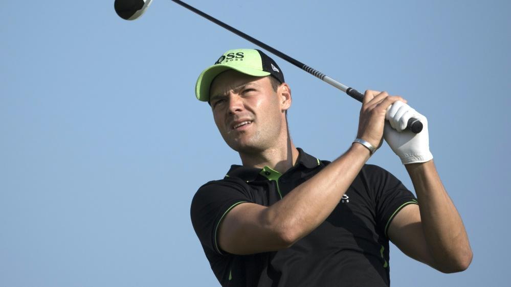Martin Kaymer spielte zum Auftakt der US Open eine 71