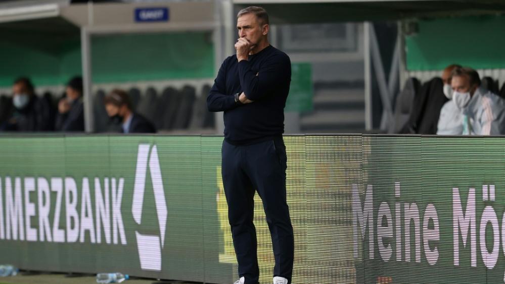 Stefan Kuntz musste sieben Spieler nachnominieren
