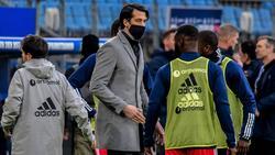 HSV-Sportdirektor Jonas Boldt wird im Januar wohl keine Neuzugänge verpflichten
