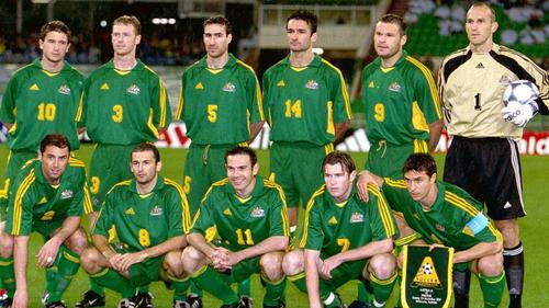 Den Socceroos gelang 2001 Historisches