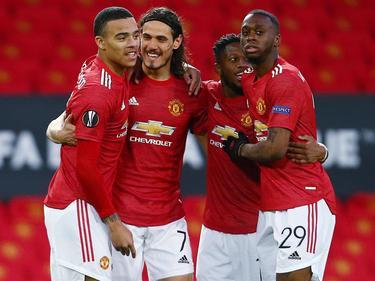 Manchester United bejubelt den Einzug ins Semifinale der Europa League