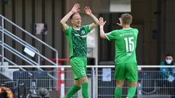 Greuther Fürth spielt mindestens in der Relegation
