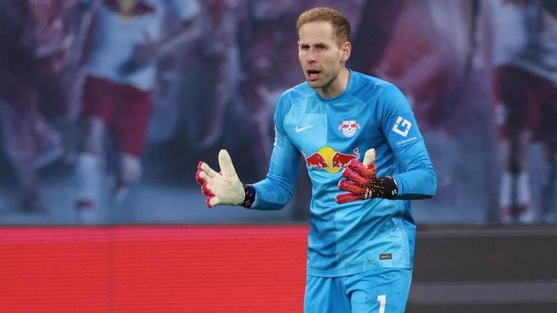 Péter Gulácsi will auch eine kleine Verletzung am Finger auskurieren