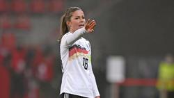 Das DFB-Team muss ohne Leupolz auskommen