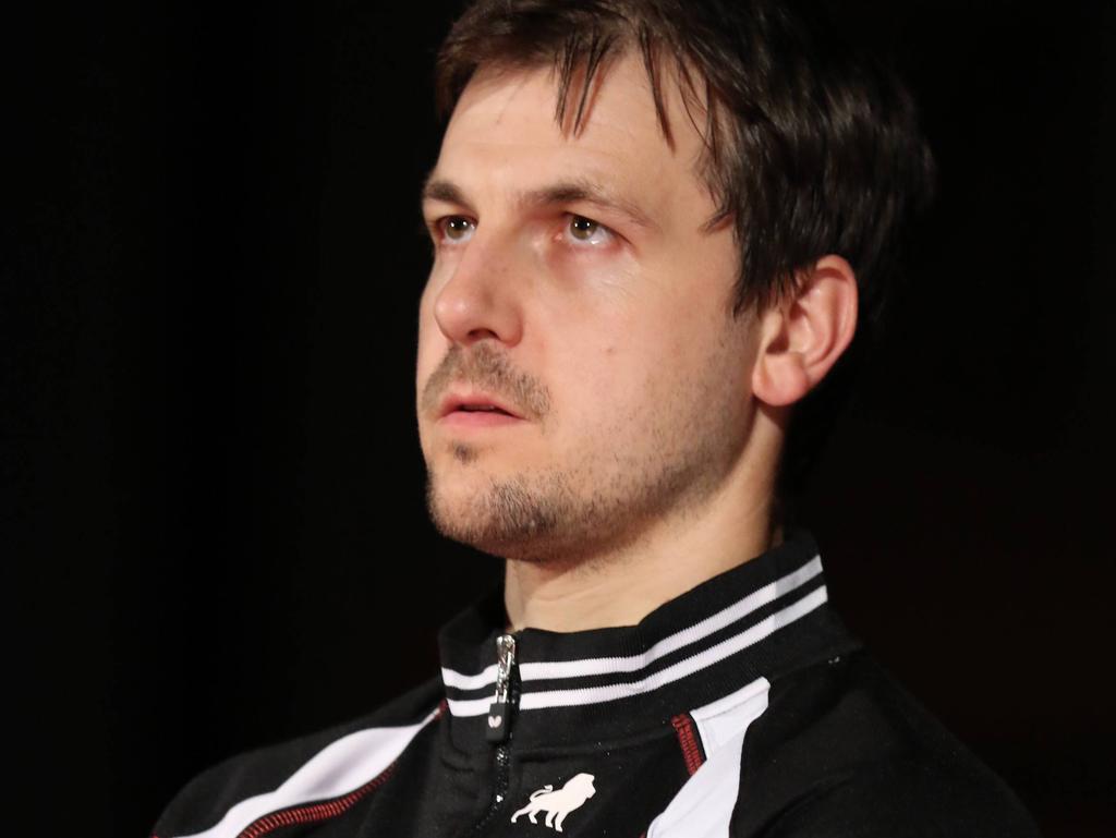 Timo Boll fehlte seiner Borussia