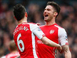 Wenger renueva a tres de sus compatriotas en el Arsenal. (Foto: Getty)