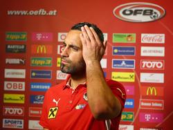ÖFB-Keeper Ramazan Özcan steht gegen die Schweiz im Blickpunkt