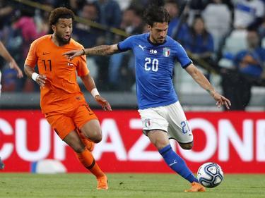 Italia vuelve con ganas tras perderse el Mundial de Rusia. (Foto: Getty)