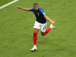 Kylian Mbappé ist einer der großen Stars der WM