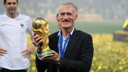 Will als Frankreichs Trainer weitermachen: Didier Deschamps