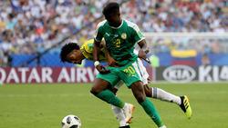 Keita Baldé durante el Mundial con Senegal. (Foto: Getty)