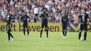 Pokalwahnsinn in Ulm: Der Viertligist schmeißt Eintracht Frankfurt (im Bild) raus