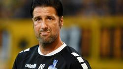 Braucht ein Erfolgserlebnis: Duisburgs Trainer Ilia Gruev