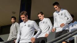 Gegen Frankreich plant Bundestrainer Joachim Löw personelle Veränderungen