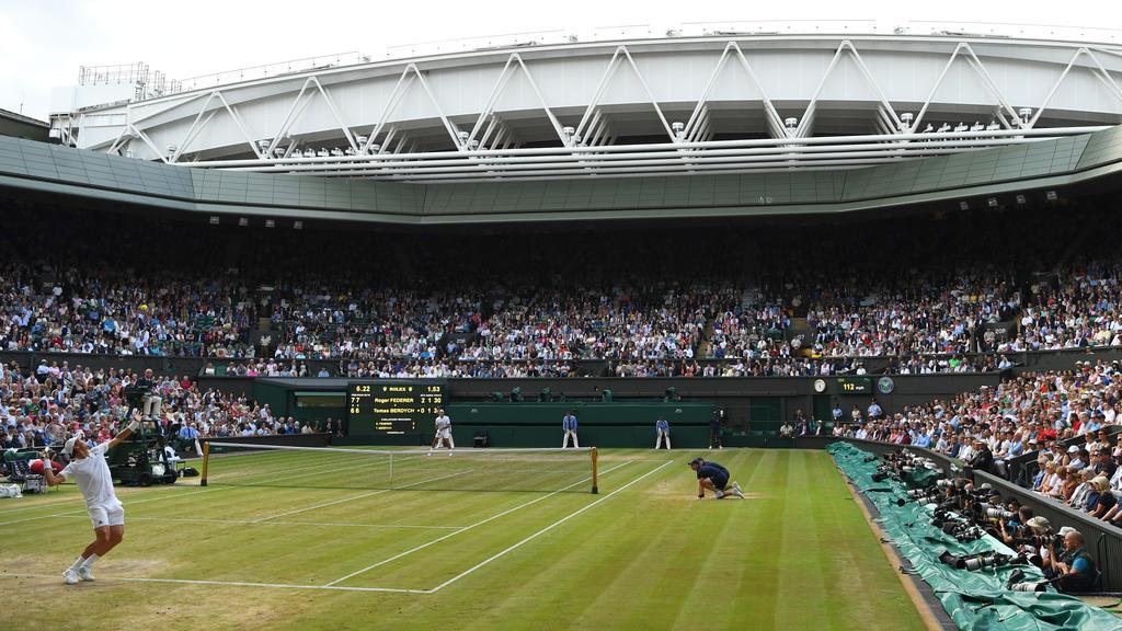 Wimbledon bleibt im Pay-TV