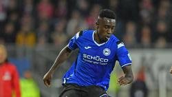 Löwen verstärken sich mit Bielefelder Prince Osei Owusu