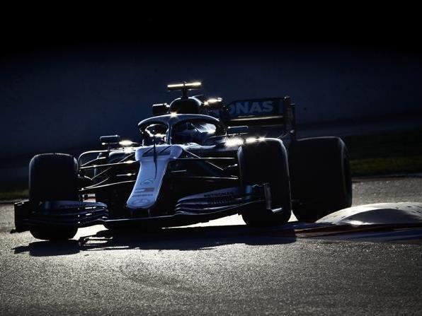 Noch nicht ganz klar: Wie stark ist der Mercedes W10 auf eine schnelle Runde?
