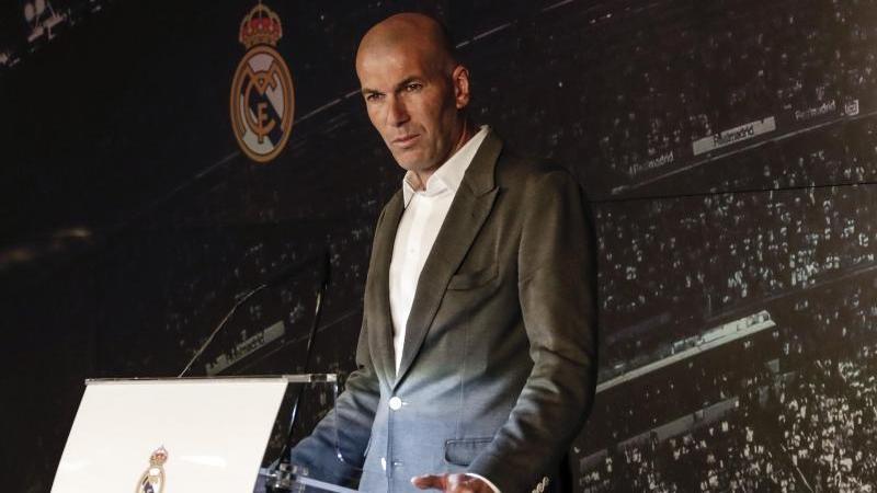 Zinédine Zidane hat seinen Stars einen Tag Pause verordnet