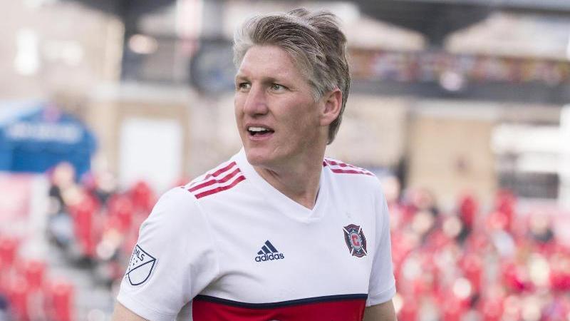 Bastian Schweinsteiger bereitete den zweiten Treffer seines Teams vor