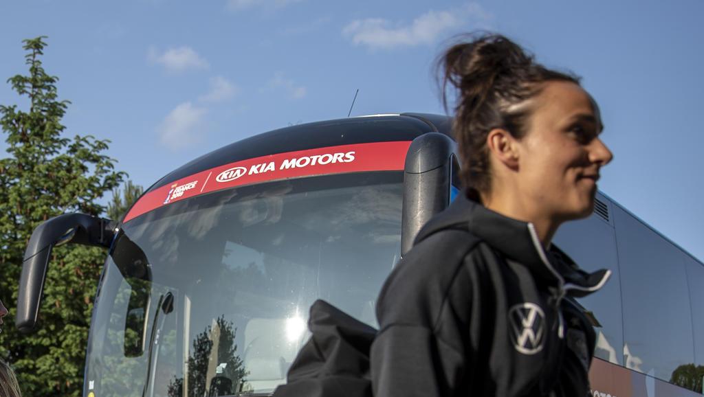 Glaubt, dass ein Frauen-Team beim BVB großen Erfolg hätte: Nationalspielerin Lina Magull