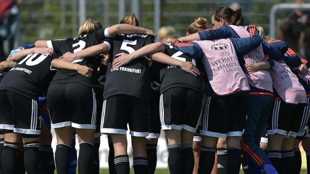 FFC-Frauen bald Teil von Eintracht Frankfurt