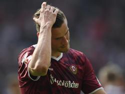 Stefan Kutschke steht in der nächsten Saison nicht in Dresden auf dem Rasen
