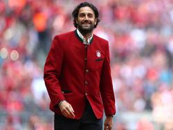Eine Bayern-Legende hat jetzt den Trainerschein: Luca Toni