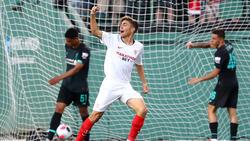 Pozo dio la victoria al Sevilla en el tiempo extra.