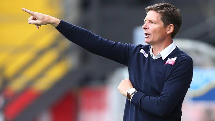 Oliver Glasner ist der neue Coach des VfL Wolfsburg