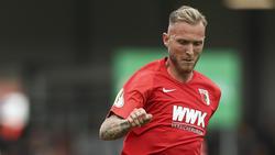 Der TSV 1860 München leiht Tim Rieder vom FC Augsburg