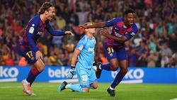 BVB als nächstes Opfer? Ansu Fati beim FC Barcelona in Gala-Form