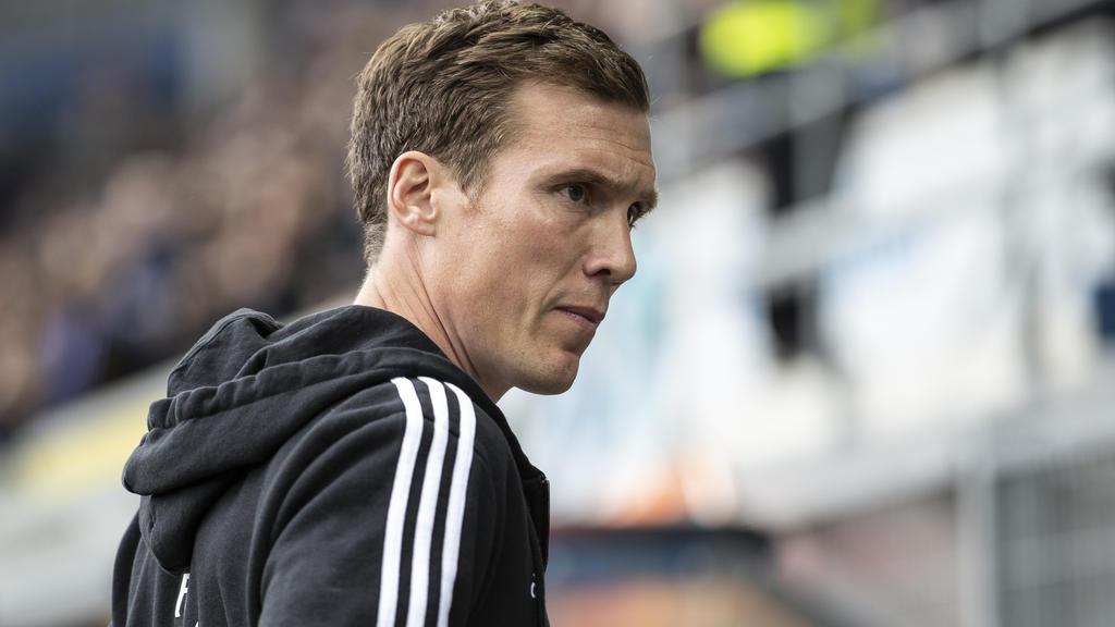 Hannes Wolf verpasste mit dem HSV den Aufstieg in die Bundesliga