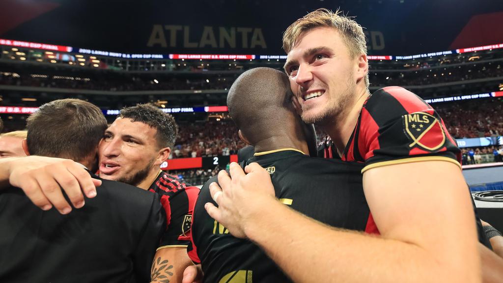 Julian Gressel kämpft um den MLS-Titel